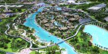 """""""ريفرلاند دبي"""" تملأ أول نهر اصطناعي ضمن الوجهة الترفيهية الأضخم """"دبي باركس آند ريزورتس"""""""