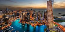 دبي مارينا تتصدر قائمة العقارات الأكثر جذبًا للمستثمرين