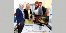 4 طلبة إمراتيين يبتكرون جهازًا لوقف نزيف ما بعد الولادة