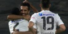 بالفيديو: الجزيرة يبدأ مشواره في دوري الخليج العربي بفوز على الوصل