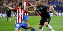 بالفيديو: بايرن ميونخ يسقط للمرة الاولى هذا الموسم على يد اتلتيكو مدريد في الأبطال