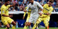 بالفيديو: فياريال يعرقل ريال مدريد بتعادل إيجابي