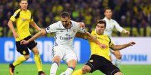 بالفيديو: ريال مدريد يتعادل مع بوروسيا دورتموند في الأبطال