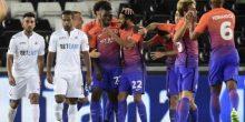 بالفيديو: مانشستر سيتي لدور الـ 16 من كأس الرابطة بفوز على سوانزي