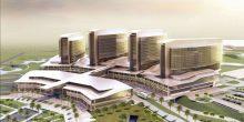 إنجاز 87% من أعمال مدينة الشيخ شخبوط الطبية