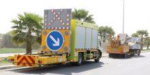 إدارة النفايات تضيف 11 شاحنة جديدة ضمن أسطولها