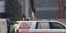 شرطة دبي تنتشل جثة عامل من حفرة في مبنى قيد الإنشاء