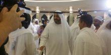 مغادرة 200 من أعضاء البعثة الرسمية لخدمة حجاج الدولة
