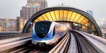 انفوجرافيك | مترو دبي يتخطى حاجز الـ 900 مليون مستخدم