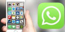 واتس آب يتيح إرسال رسالة أو إجراء محادثة عبر سيري