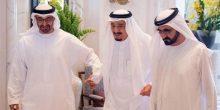 محمد بن راشد بأمر بتغيير اسم شارع الصفوح بدبي إلى شارع الملك سلمان