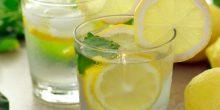 10 فوائد مذهلة لماء الليمون