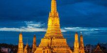 تعرف على أفضل 5 أماكن سياحية في بانكوك