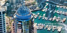 تعرف على مطعم ماريوت هاربر في دبي