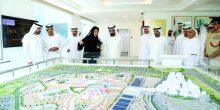 محمد بن راشد يعلن انطلاق بناء إكسبو