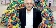 """وفاة الفنان التشكيلي الإماراتي """"حسن الشريف"""""""