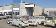 حجز 188 سيارة مهملة من قبل بلدية أبوظبي