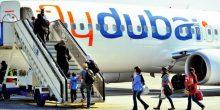 """عدد مسافري شركة """" فلاي دبي"""" يصل إلى 4.9 مليون مسافر خلال نصف العام الأول من 2016"""