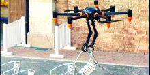 ابتكار طائرات بلا طيار جديدة مجهزة بمخالب