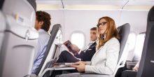 ما هو أفضل مكان للجلوس في الطائرة؟