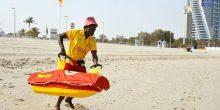 دبي تطلق روبوتا آليا لتعزيز عمليات الإنقاذ على الشواطئ العامة