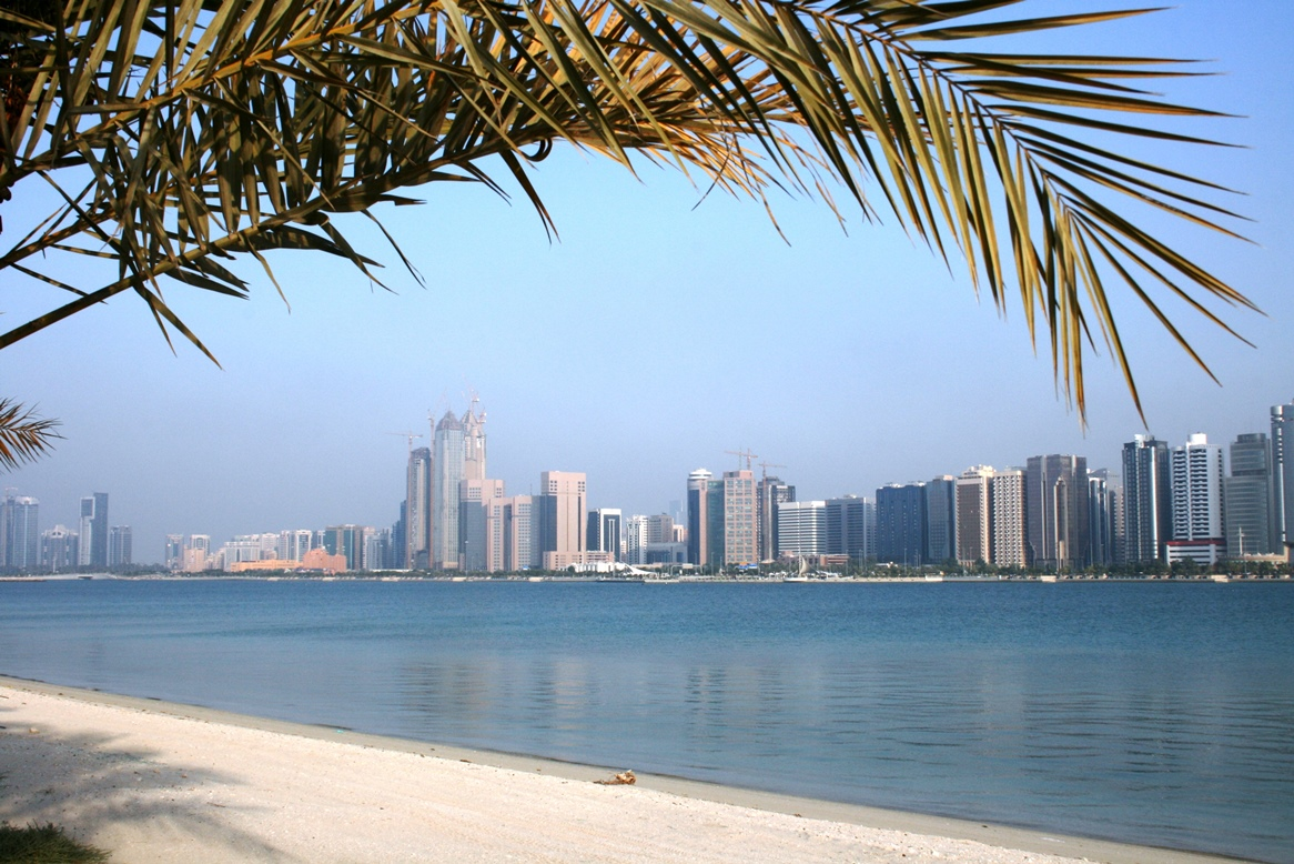 جزيرة اللؤلؤ في أبوظبي