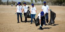 مجموعة الإمارات للبيئة تطلق حملة تنظيف من النفايات