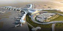بالفيديو: أين وصل العمل على مبنى مطار أبوظبي الجديد؟