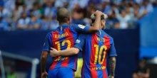 بالفيديو | ميسي يقود برشلونة لفوز كبير بخماسية على حساب ليجانيس
