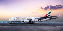 """""""طيران الإمارات"""" تمول 36 طائرة بـ 33 مليار درهم"""