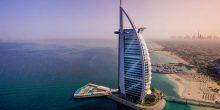 نادي شاطئ برج العرب يفتح أبوابه لغير النزلاء لفترة محدودة