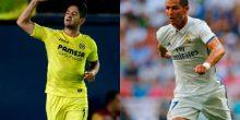 اليوم .. ريال مدريد يهدف لتعزيز صدارته لليجا على حساب فياريال