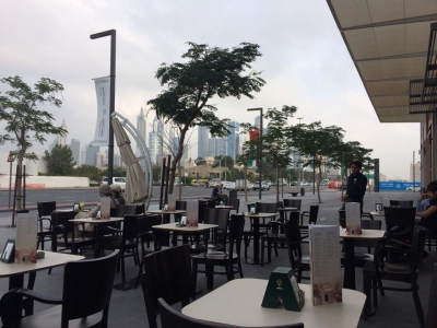 مطعم كافيه دي روما – سيتي واك