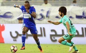 النصر والشباب كأس الخليج العربي 2016