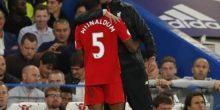 الإصابة قد تبعد فاينالدوم عن مباراة ليفربول أمام اليونايتد