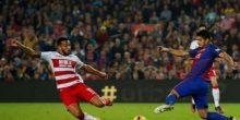 بالفيديو: برشلونة يحقق فوز صعب على غرناطة