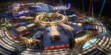 بالصور: دبي تطلق أول مركز تسوق مستوحى من الطبيعة في العالم