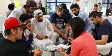 الطلبة الإماراتيون يفضلون البقاء في الدولة بعد التخرج