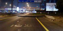 """600 درهم مخالفة استخدام """"مسار المواصلات العامة"""" في دبي"""