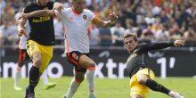 بالفيديو: أتلتيكو مدريد يتصدر مؤقتا بفوز نظيف على فالنسيا