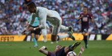 بالفيديو: ريال مدريد يسقط في التعادل أمام إيبار