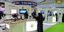 طائرة دون طيار يُتحكم بها على بعد 7 كم  للإنقاذ البحري في الإمارات