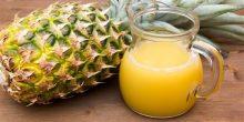 شراب الأناناس علاج فعال للسعال المصاحب للإنفلونزا ونزلات البرد الحادة
