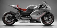 أبوظبي | عرض أسرع دراجة نارية في العالم