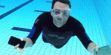 بالفيديو | تجربة مقاومة الماء لآيفون 7 وغالاكسي S7