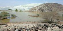 شباب مواطنون ينقذون أخوين من الغرق في وادي كدرا