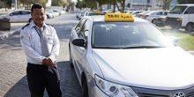 3 أشهر حرمان عقوبة القيادة المتهورة لسائقي سيارات الأجرة في أبوظبي