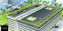 أوبر تطلق فكرة مشروع سيارات طائرة لتخفيف الازدحام