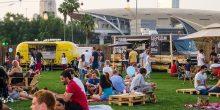 """لا تفوتوا شاحنات الطعام الملونة """"فود ترك جام""""  للموسم الثاني في دبي"""
