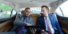 خدمة الواي فاي مجانًا في مركبات الليموزين التابعة لتاكسي دبي